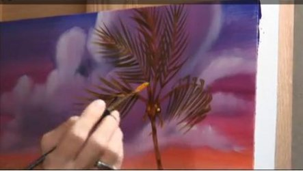 ��� ������ Palm Tree - �������� �� 4 Sketch Pad: ��� ������ ������