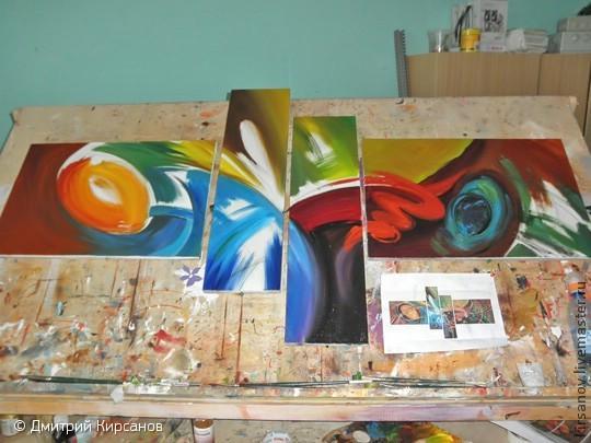 Как написать абстрактную картину ...: prostoykarandash.ru/lessons/maslo/880-kak-napisat-abstraktnuyu...