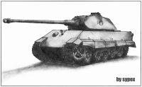 Как рисовать танк из World of tanks