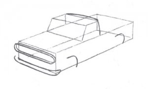 Как нарисовать машину