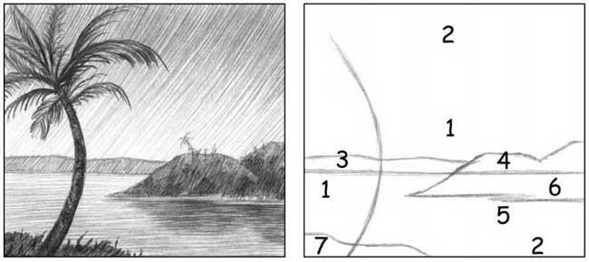 Рисования рисование акрил для начинающих поэтапно