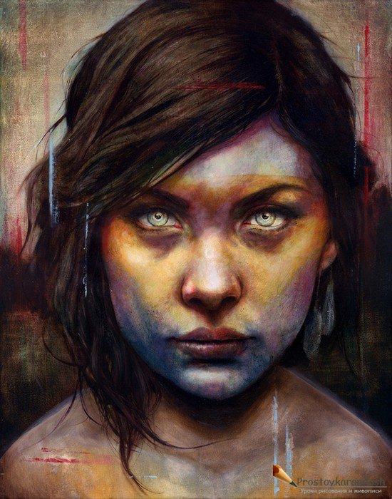чувства и эмоции в картинах известных художников этом случае каждое